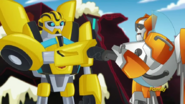 Blades and Bumblebee (S4E17)