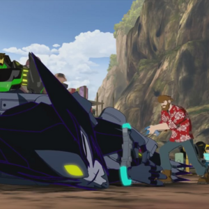 Russell, Denny, Grimlock und Wingcode.png