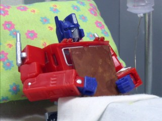 Transformers in other media