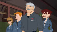 Charlie, Dani, Graham and Kade (Bot to the Future)