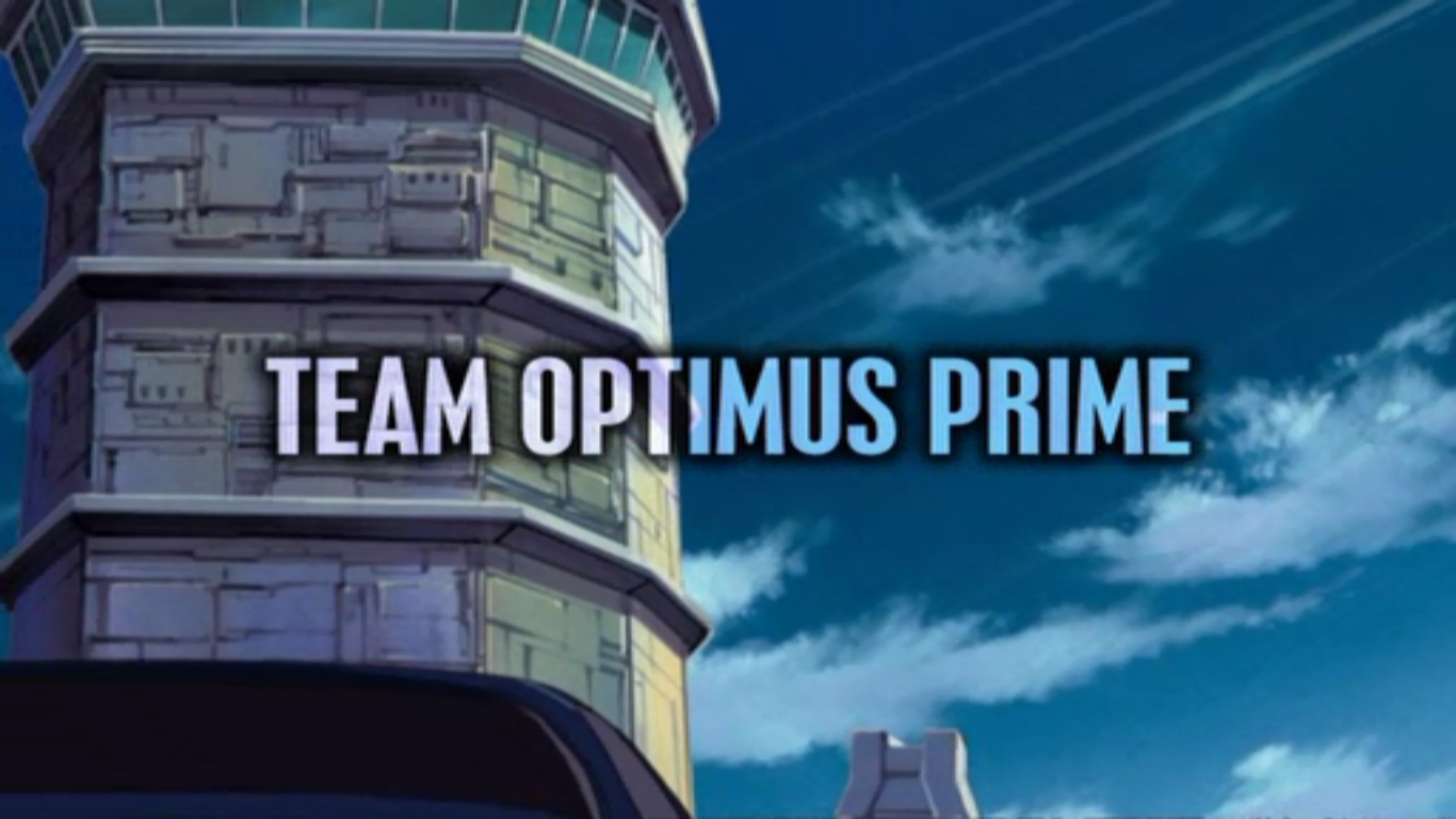 Team Optimus Prime