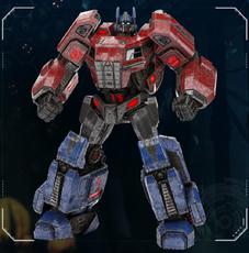 FOC Optimus Prime robot