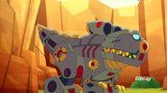 Grimlock (Rescue Bots Academy)