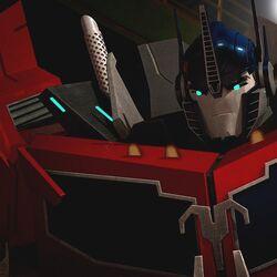 Optimus Prime TFP