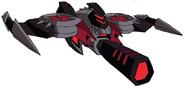 Transformers Animated Megatron 2 jet