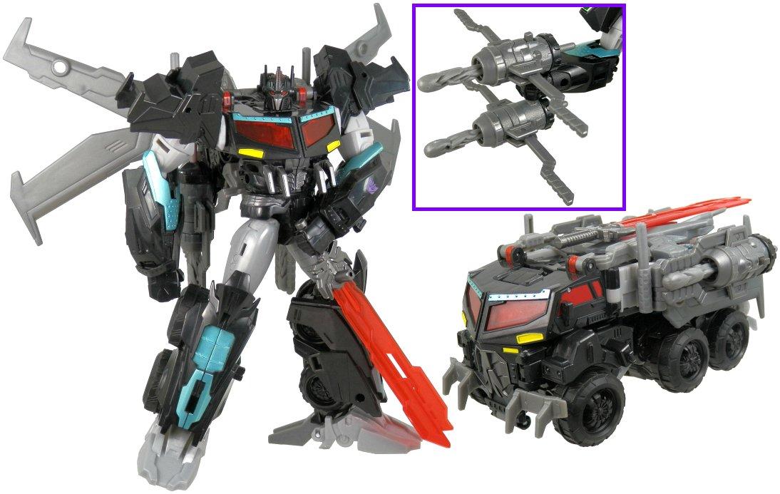 Hunter Nemesis Prime