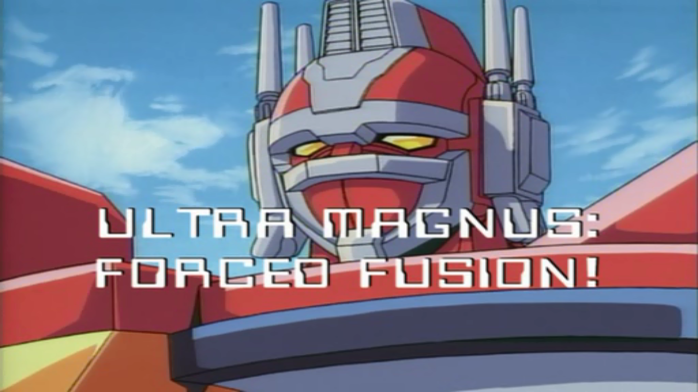 Ultra Magnus: Forced Fusion