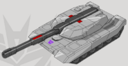 Transformers Devastation Megatron Tank