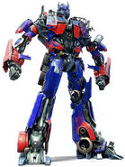 Optimus Prime Movie Game