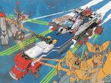 Battlestar Attack