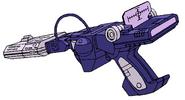 G1 Shockwave gun