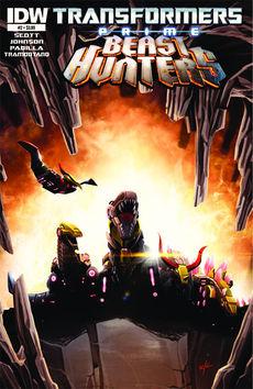 Beast Hunters issue 2