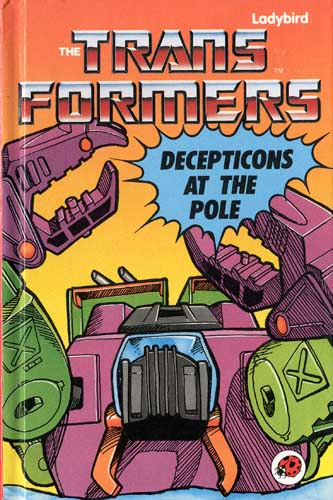Decepticons at the Pole