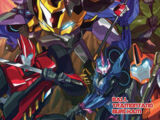Robots in Disguise comic issue 4