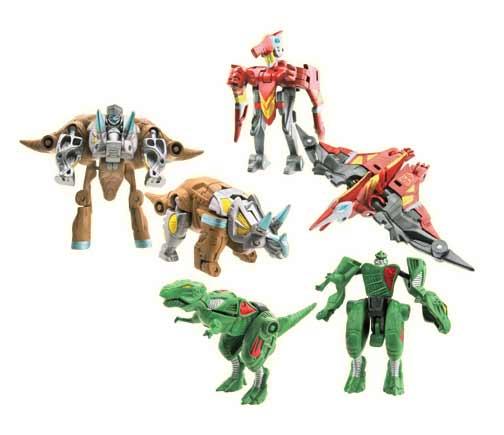 Dinobots (Mini-Cons)