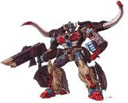 Nemesis Prime Universe 2003