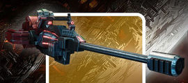 Nucleon Charge Rifle