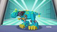 Hoist in Dinobot form