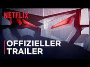 Transformers- War For Cybertron Trilogy – Die Belagerung - Offizieller Trailer - Netflix