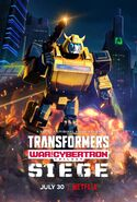 Transformers War For Cybertron Trilogy Siege Bumblebee