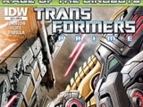 Rage of the Dinobots Issue 2