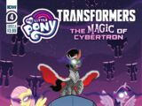 My Little Pony/Transformers II Issue 4