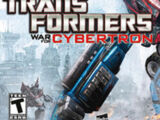 Transformers: War for Cybertron (video game)
