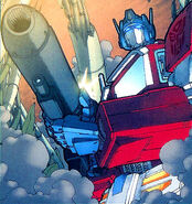 Optimus Prime IDW