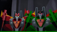 Acid Storm and Thrust (We are with Shockwave)