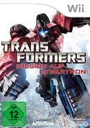 Transformers Mission auf Cybertron Cover