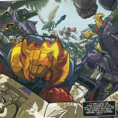 Beastformer