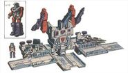 Optimusz Powermaster - Base mode in Marvel Comics
