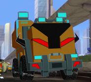 Terrashock's Vehicle Mode