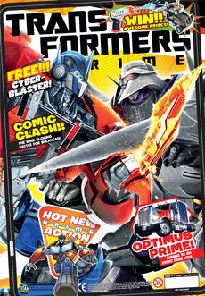 Transformers Comic issue 4.11