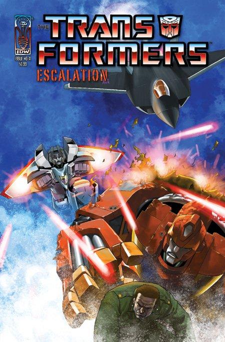 Escalation issue 6