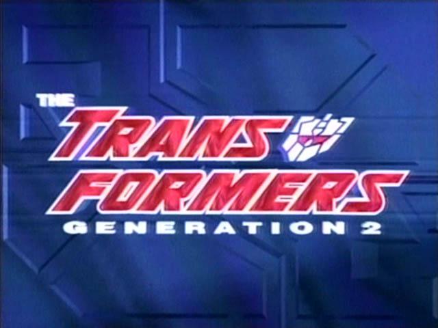 Трансформеры: Второе поколение (Мультсериал)