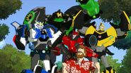 More than meets the eye Autobots cheer
