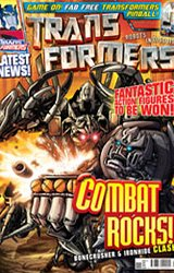 Transformers Comic issue 12