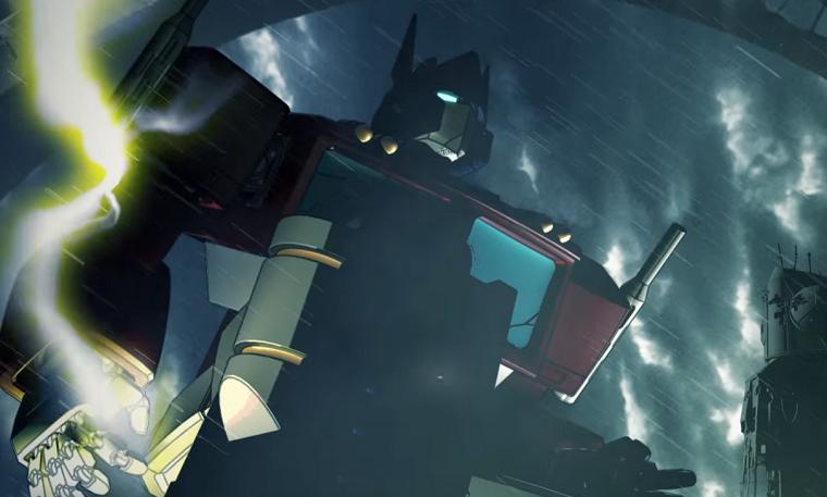 Prelude to Transformers: Combiner Wars - Optimus Prime