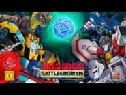 TRANSFORMERS- BATTELGROUNDS - Trailer Starten