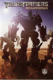 Transformers Beginnings poster.jpg