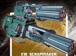 X18 Scrapmaker