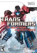 Transformers Cybertron Adventures