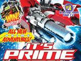 Transformers comic series