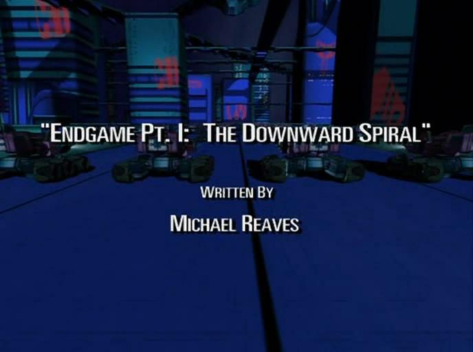 Endgame Pt. I: The Downward Spiral