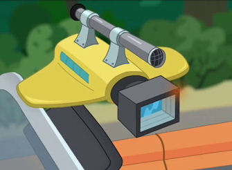 Robo-camera
