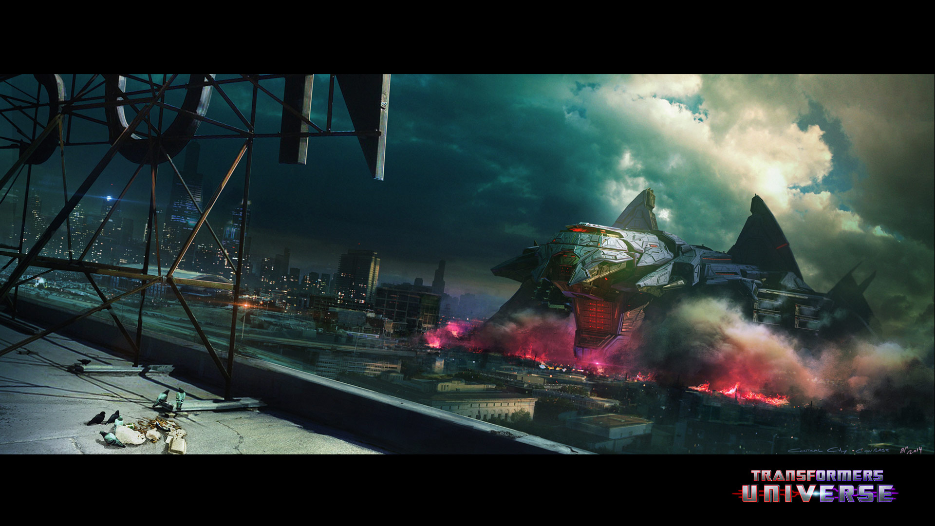 Leviathan (starship)