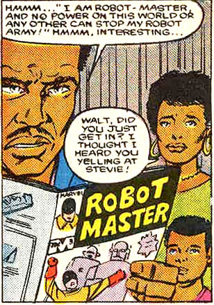 Robot-Master (comic)