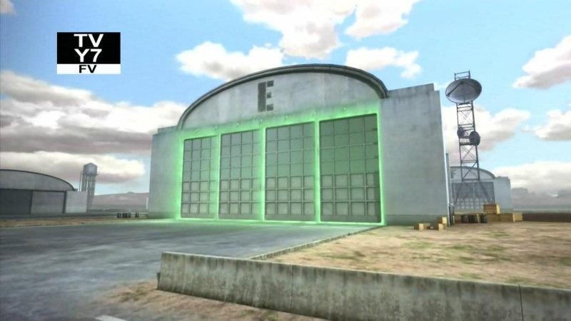 Hangar E