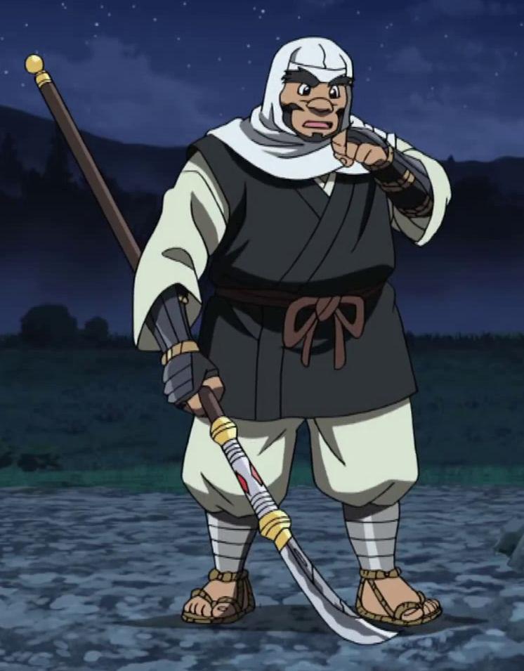 Benkei Musashibō